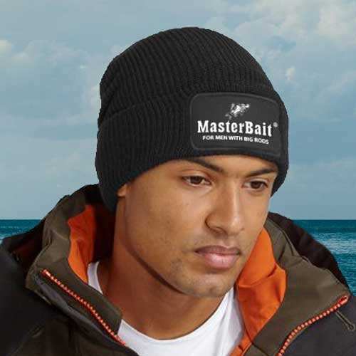 mans fishing hat