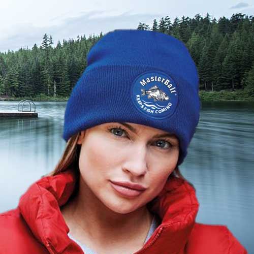 Ladies fishing beanie