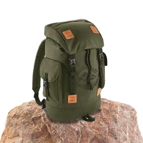 Backpack for fishing