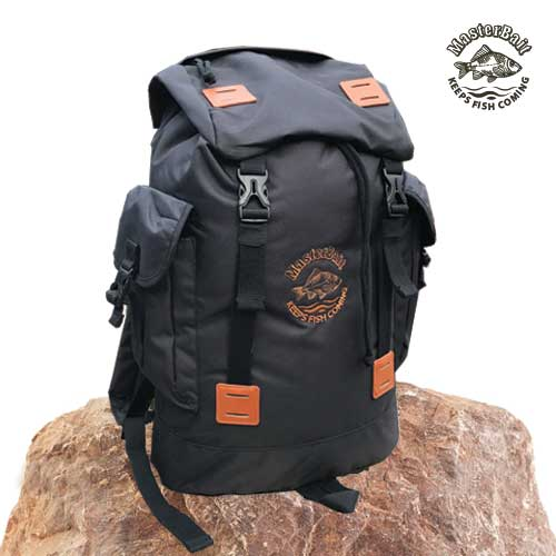 Description of backpack for Anglers