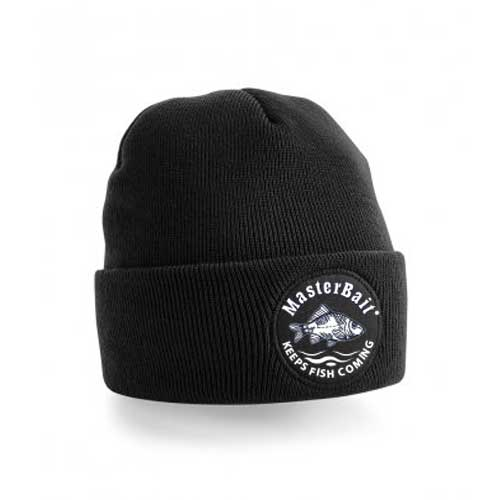 Thick lined beanie hat