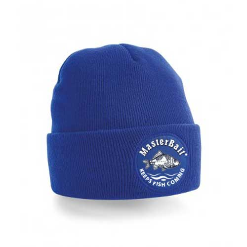 Blue comfy hat