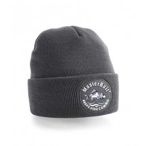 round logo beannie hat