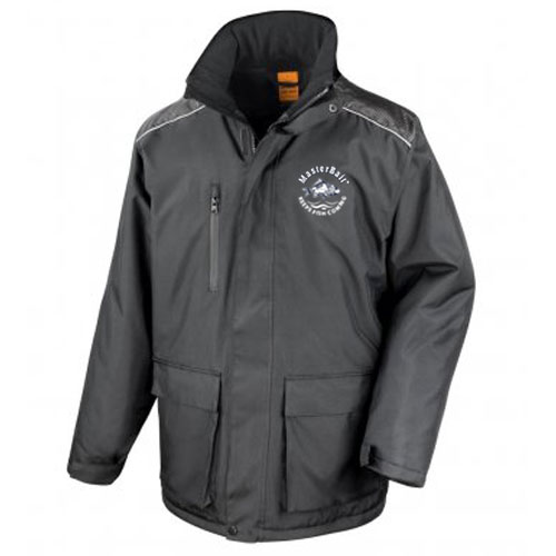 Waterproof fisherman coat